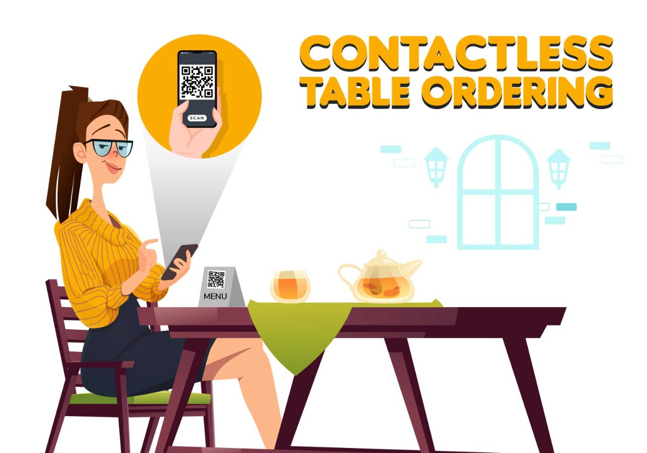 Foodship - Contactless Table Ordering System